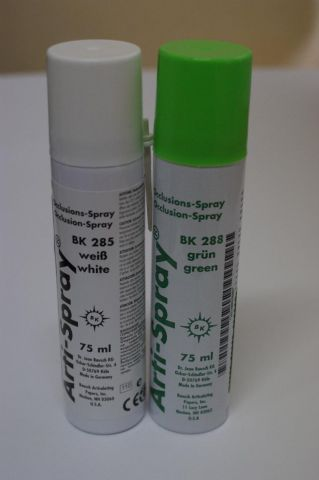 SPRAY D'OCCLUSION BK 285 / BK 288