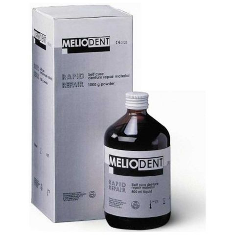 RESINE MELIODENT AUTO RAPID REPAIR 500 ML