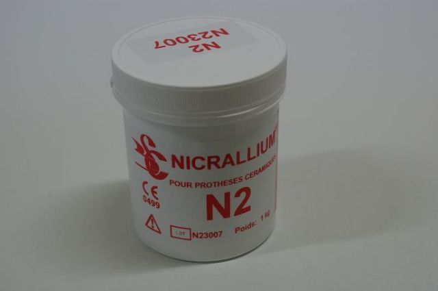 NICRANIUM N2 NICKEL CHROME 1KG